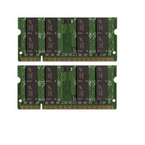 4GB 2x2GB SODIMM PC2-5300 Laptop Memory for Acer Aspire 5517