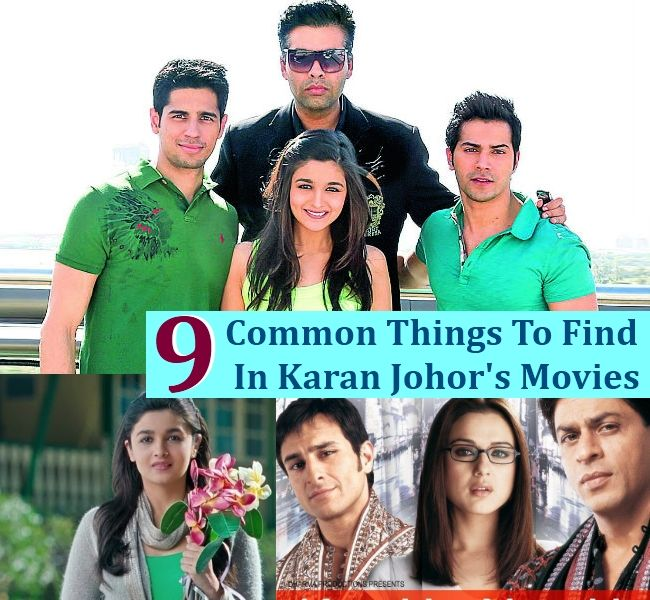 9 Unbelievable Yet Common Things To Find In Karan Johor's Movies