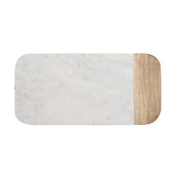 HK living marble/wood breadboard