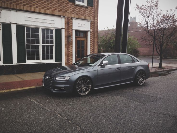 Audi B8.5 S4 on 20x9 HRE P44SC