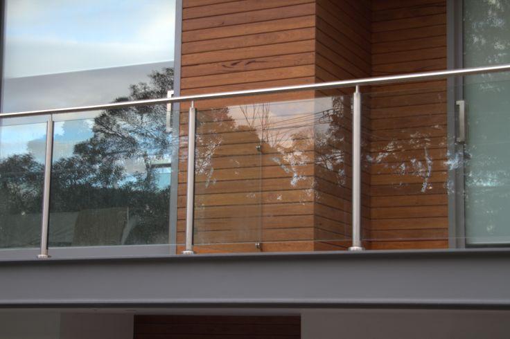 11 best Glass parapet wall images on Pinterest | Glass ...