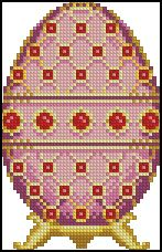 Сундучок схем вышивки крестом
