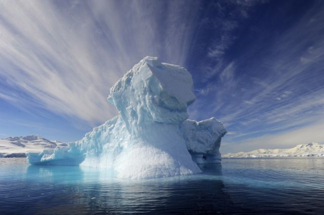 (Persefoni Photo Images via Getty Images) Best Cruises For Solo Travellers: Take a trip of a lifetime in Antarctica (Ice-class ship Silver Cloud will soon take 296 Silversea guests on an ultra-luxurious expedition to traverse Drake's passage and wonder at the spectacular iceberg sculptures on a once-in-a-lifetime Antarctica cruise. Cruise guests will see magnificent glaciers and marvel at the many different species of bird and animal in the region. ...)
