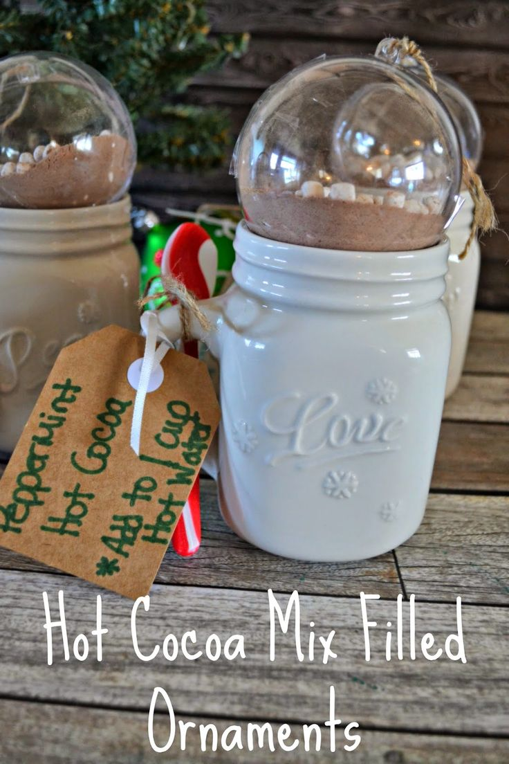 63 best Teacher and Neighbor Gifts for Christmas images on Pinterest