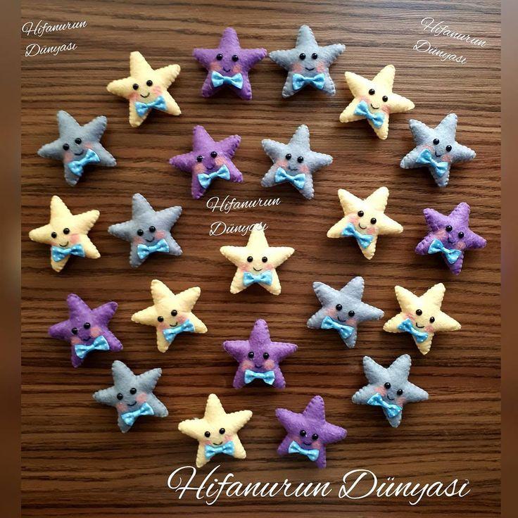 """56 Beğenme, 3 Yorum - Instagram'da ~Hifanurun Dünyası~ (@hifanurun_dunyasi): """"~ATLAS~ için ilk olarak 25 adet yıldız magnet hazırladım.Sağlıkla gelsin,keyifle dağıtılsınlar🙏😍…"""""""