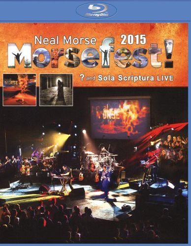 Morsefest 2015: Question Mark and Sola Scriptura Live [Video] [Blu-Ray Disc]