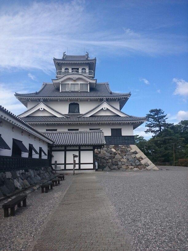 Nagahama Castle, Toyotomi Hideyoshi