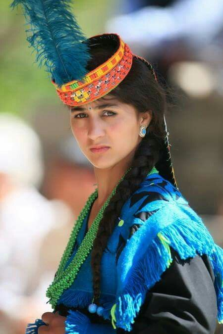 Kailash woman, Pakistan