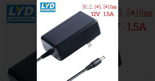 12v1 5a Power Adapter Ac Dc Power Adapter 12 Volt 1 5 Amp Mobile Hard Drive Box External Power Supply Poweradapter Medicalpowersupply Switchingpowersupply S