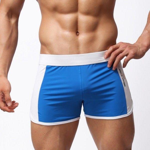 c71dd5837a5 Buy Swimwear Men Swimming Trunks Bathing Suit Sexy Hot Bikini Swimsuit Boxer  Underwear Man Swim Briefs