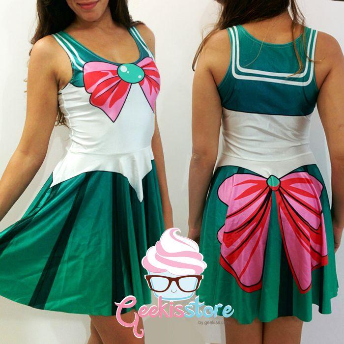 Vestidos de Sailor Moon na Geekisstore - GEEKISS