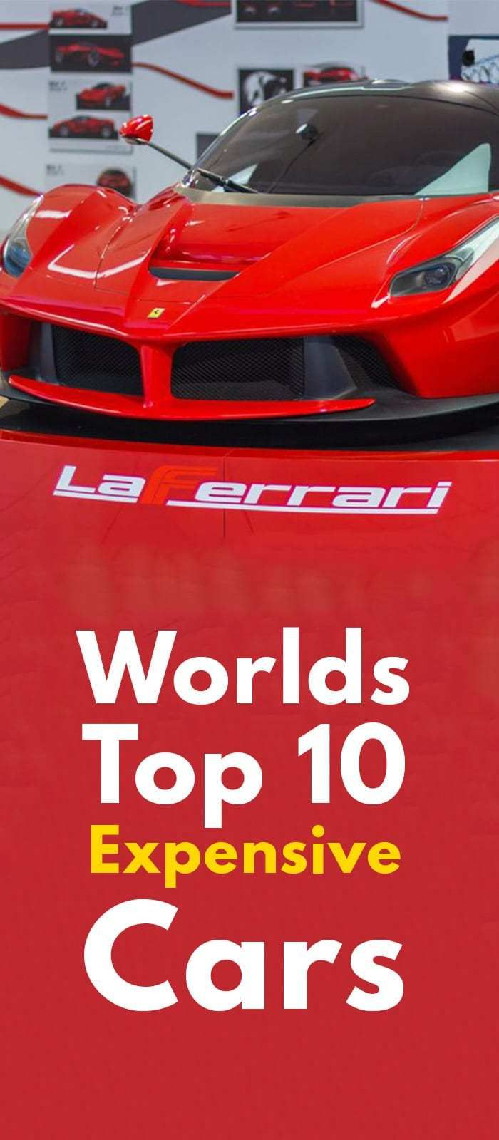 Worlds Top 10 Expensive Car In 2020