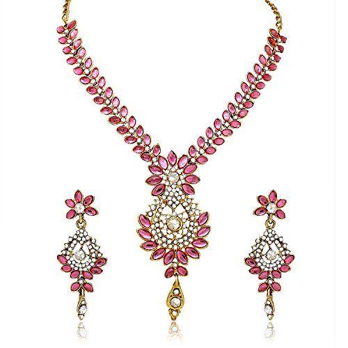 Dazzling Indian Bollywood Designer Gold Plated Wedding We... https://www.amazon.com/dp/B06Y1HMP3P/ref=cm_sw_r_pi_dp_x_xml6ybAJRNHJS