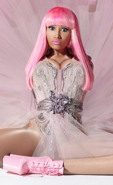 Nikki Minaj.