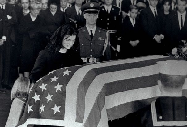 Nation in mourning 50 years ago john f kennedy photos history