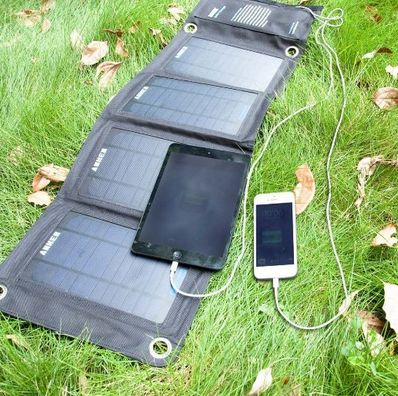 how to charge solar watch in winter
