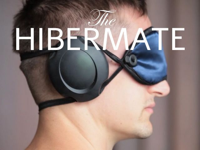 The World's First Super-Soft Ear Muff for Sleeping by Hibermate — Kickstarter. The Hibermate is a super-comfortable sleep mask with removable ear muffs. It's perfect for side sleepers and back sleepers!
