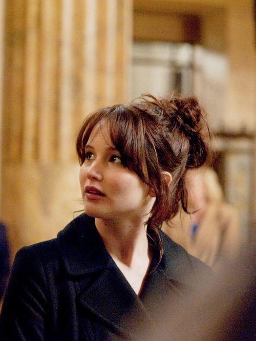 "Jennifer Lawrence in ""Silver Linings Playbook"" (2012) Best Actress Oscar 2012"