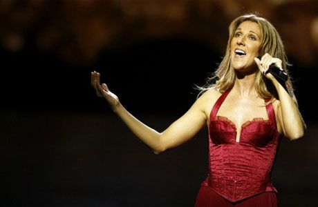 See THE Celine in concert! yes. this is on my bucket list and yes it will happen.