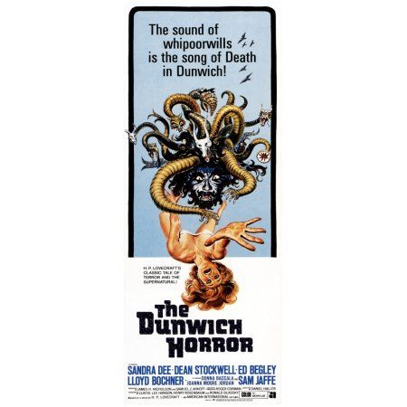 The Dunwich Horror Canvas Art - (11 x 17)