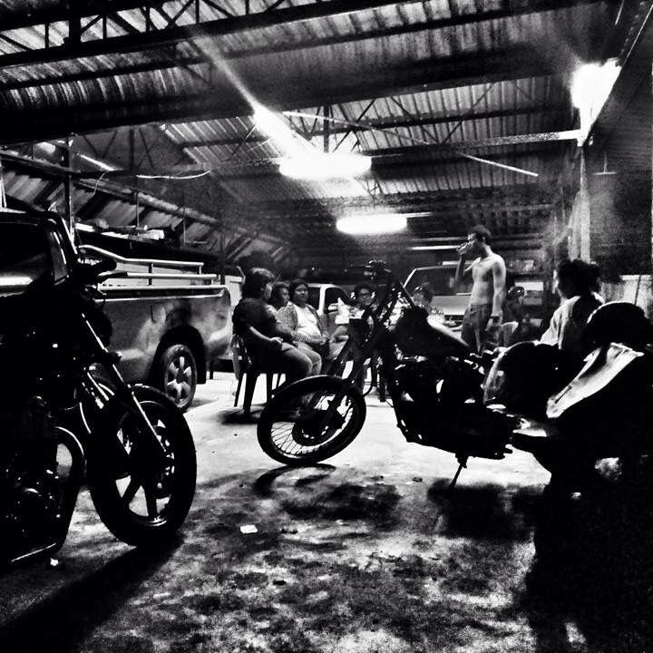 Meeting Piston Wing Garage