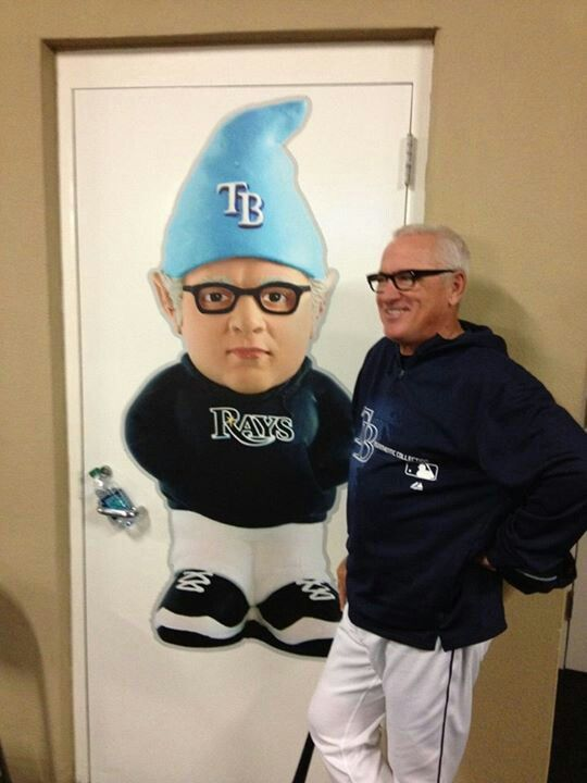 Tampa Bay Rays Coach Joe Maddon