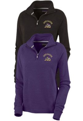 Product: James Madison University Dukes Women's 1/4 Zip