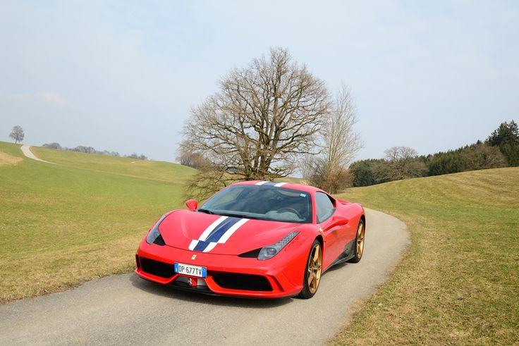 Ferrari 458 Speciale - Tracktest: http://www.neuwagen.de/fahrberichte/11397-ferrari-458.html