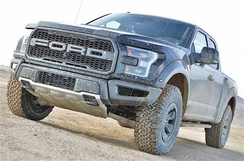 2017 Ford Raptor Review