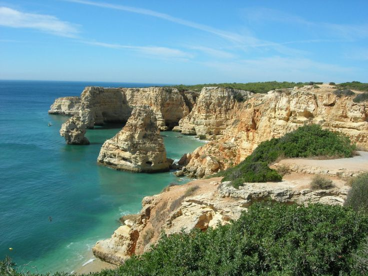 Portugal's stunning Algarve coast: Favorite Places, Beautiful Places, Places I D, Lisbon Portugal, Washington Dc, Algarve Portugal, Travel, Top