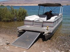 Sand M.E.'s 1990 Lowe 24ft Rebuild DONE - Pontoon Forum > Get Help With Your Pontoon Project - Page 1 SEE RAMP