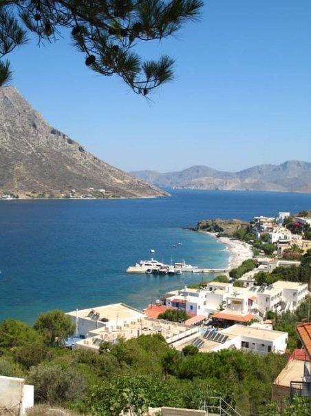 Myrthies on Kalymnos.