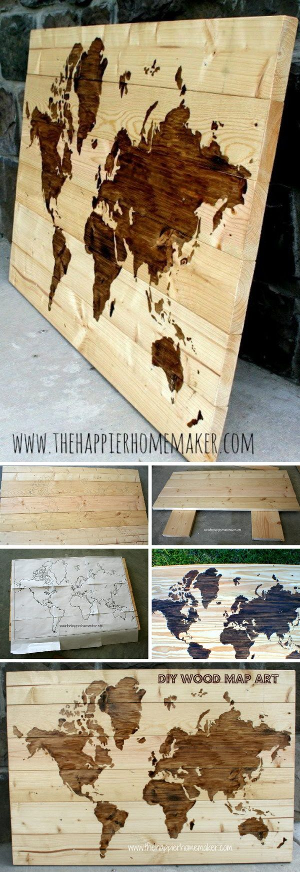 20 Wood Stain Ideas and Projects