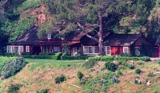 Sharon Tate, Roman Polanski, & the House