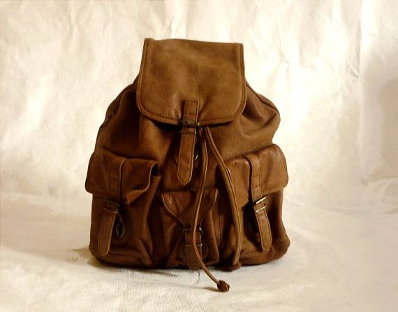 44 best Vintage backpack images on Pinterest | Vintage backpacks ...