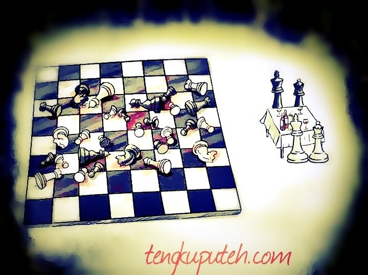 THE FATE OF THE PAWNS | Tengkuputeh