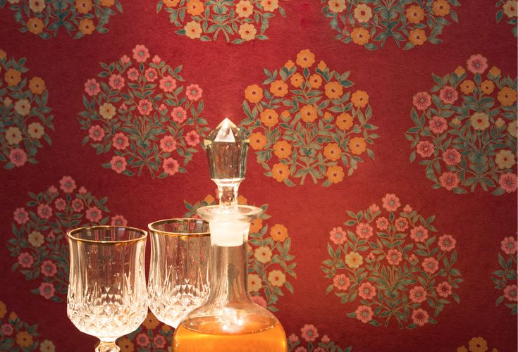 Explore Sabyasachi's curated collection of exquisite wallcovering designs | Nilaya by Asian Paints