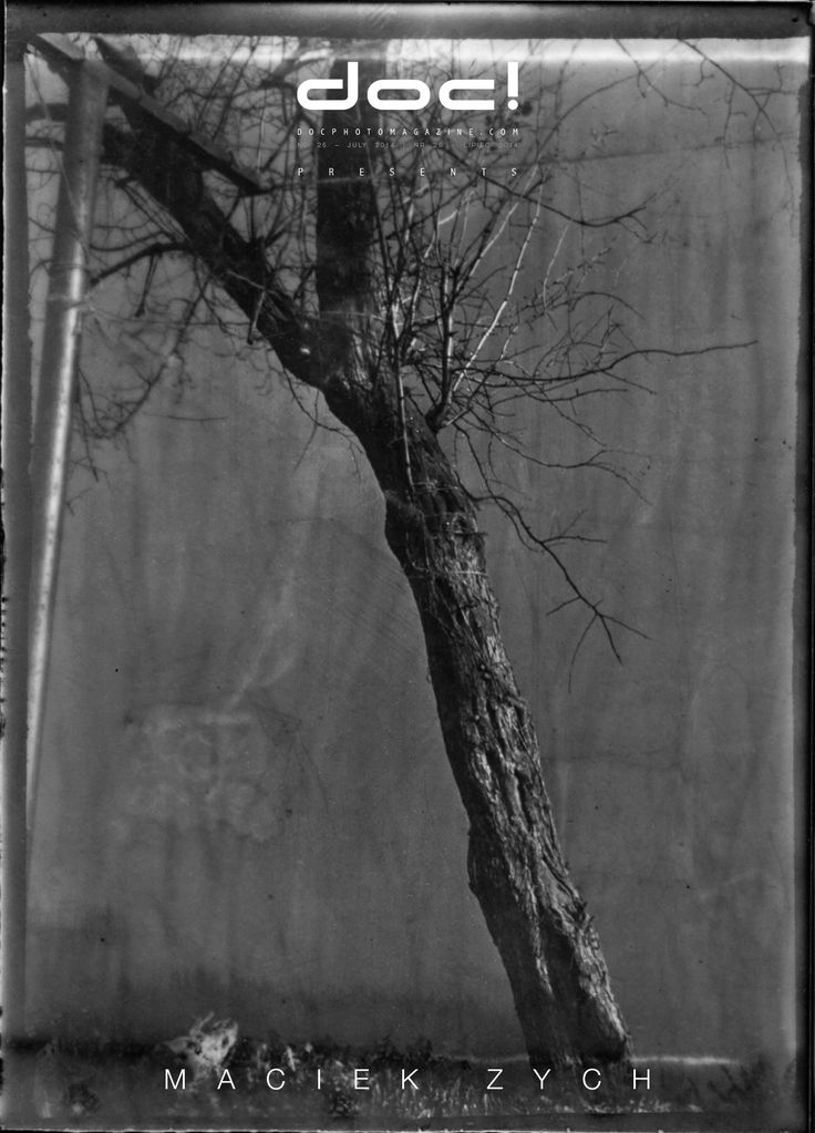 doc! photo magazine presents: Maciek Zych - LODZ GHETTO TREES @ doc! #25 (pp. 163-179)