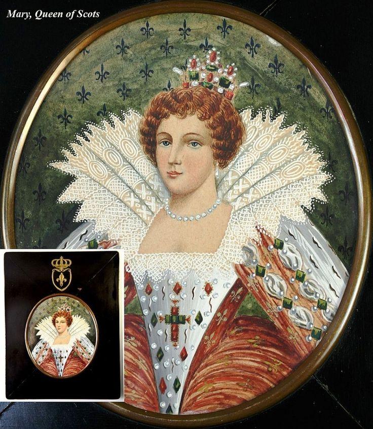Мария Стюарт (1542-1587)