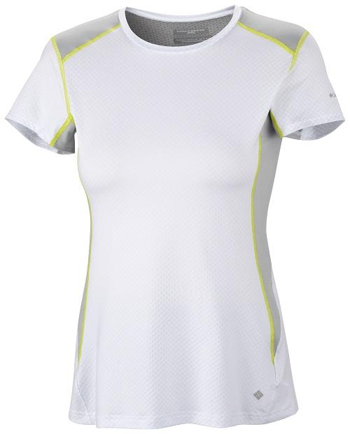 Columbia Omni-Freeze -viilentävä t-paita naisille (54,90 €)  #Columbia #OmniFreeze
