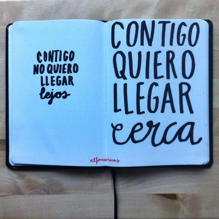 Contigo (Alfonso Casas)