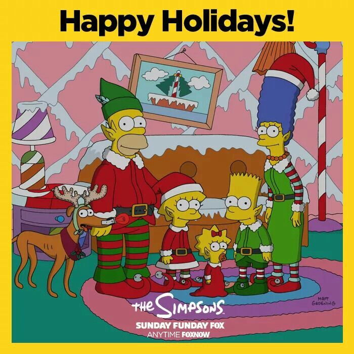 The 25+ best Simpsons christmas episodes ideas on Pinterest | The ...