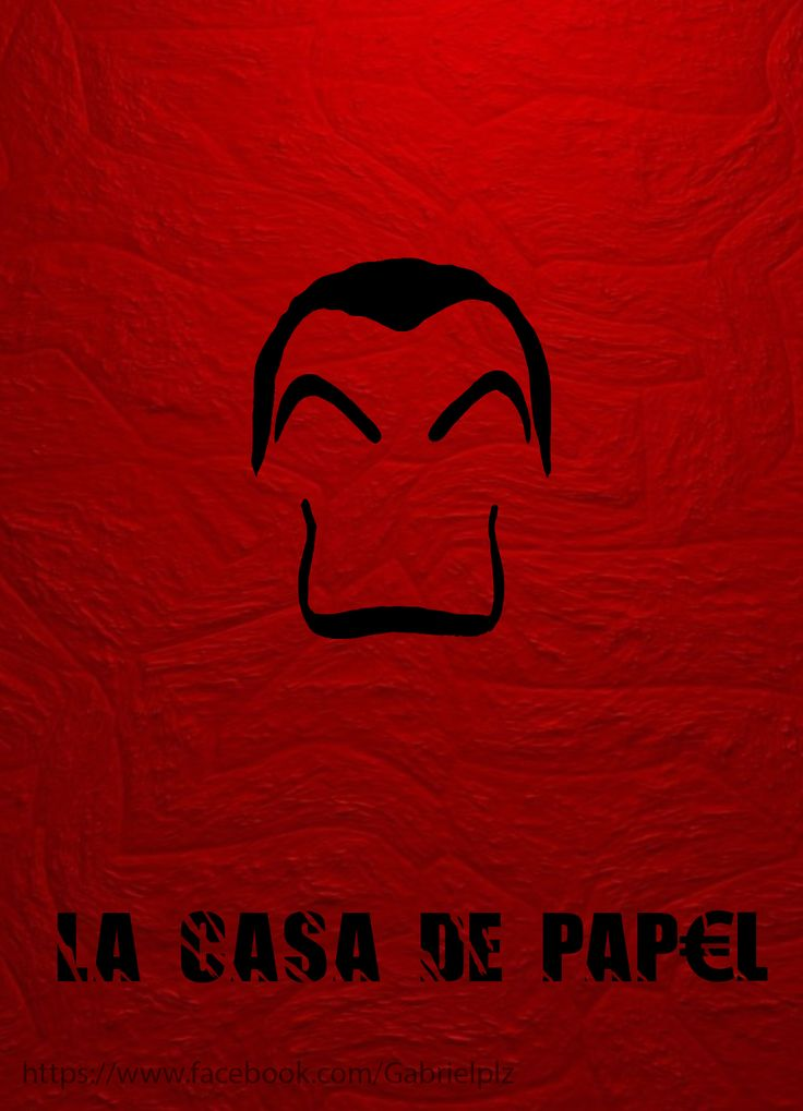 La casa de papel alternative poster