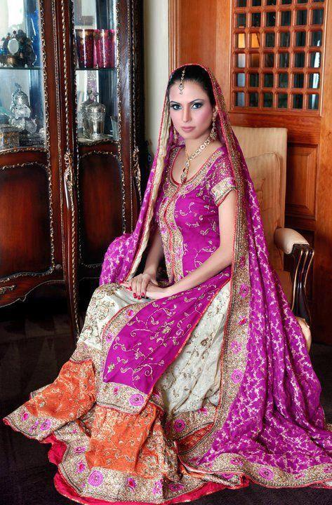 New Pakistani Dress Design | Pakistani bridal dresses latest designs.