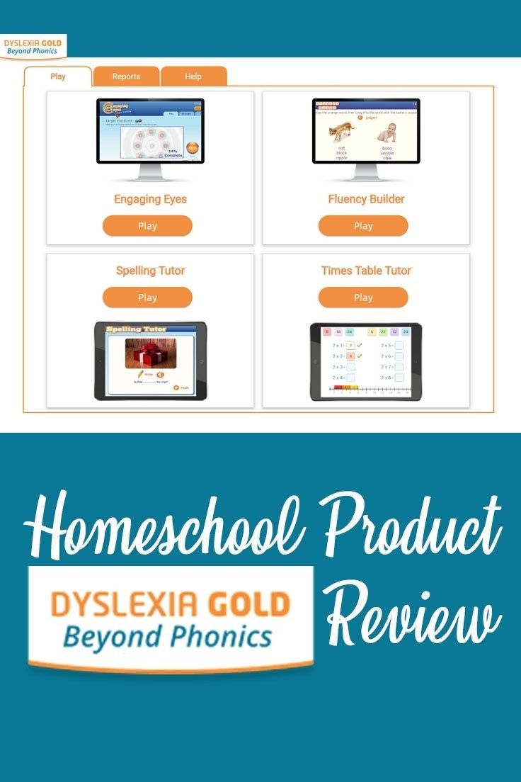 Struggling To Learn To Read Check Out This Dyslexia Gold Review Learn To Read Parenting Knowledge Homeschool Inspiration