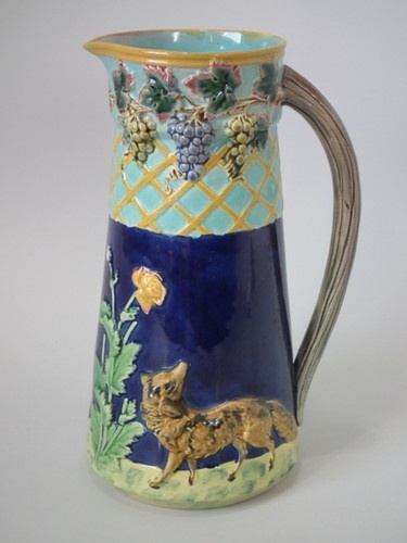 356 Best Majolica Images On Pinterest Porcelain Ceramic