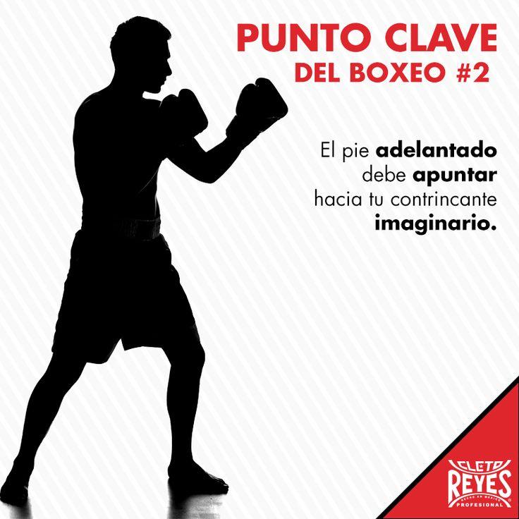 Si la colocación de pies no es correcta, serás incapaz de desplazarte efectiva y eficazmente. #fitness #boxing #box #sports #cletoreyes