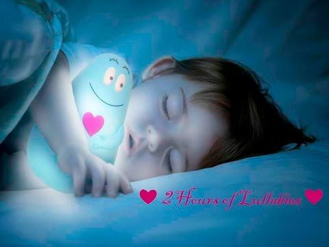 Two Hours of Gentle Lullabies ♫ To Put A Baby To Sleep ♫ ♥ - YouTube