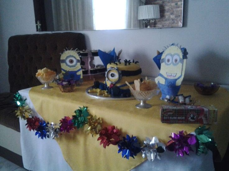 Minion 30th party