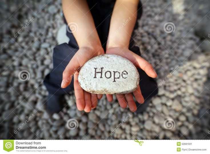 Hope Of A Child Stock Photo - Image: 52691931